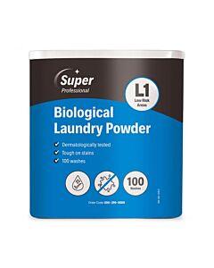 100 Wash Bio Laundry Powder