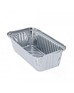 1/3 Gastronorm Aluminium Foil Food Containers Recyclable