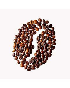 1kg 80% Arabica 20% Robusta Roasted Coffee Beans