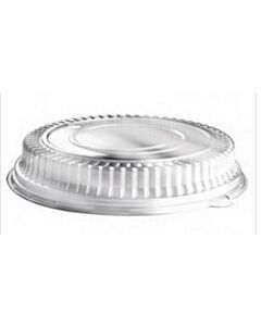30cm Round Dome Lid Clear Recyclable