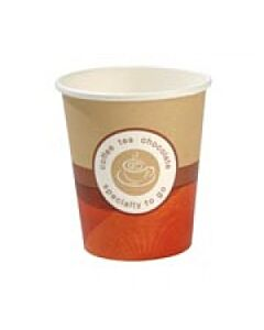 8oz Speciality Paper Cups Recyclable