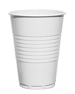 7oz White Tall Vending Cups Recyclable