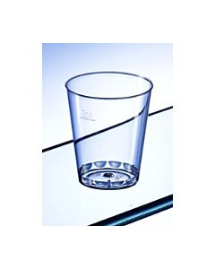 3cl 3cl Facet Tumbler Shot Glass Recyclable