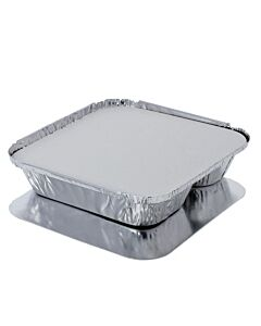 Lids for 2 Compartment Containers Recyclable
