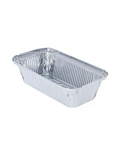 695cc No. 6A Aluminium Foil Food Containers Recyclable