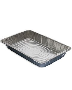 Full - GN1/1 Full Gastronorm Deep Aluminium Foil Containers Recyclable