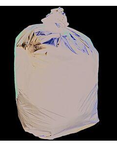 20kg Black Compactor Bin Bag Recyclable