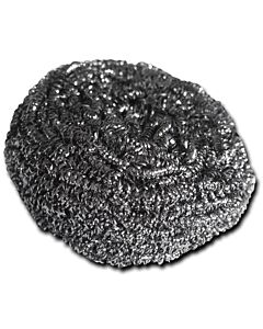 80g Galanised Steel Scourer - 80g Recyclable