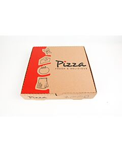 """12"""" Pizza Boxes Compostable"""