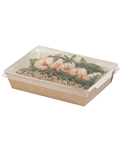 1000cc Large Fuzione Tray Recyclable