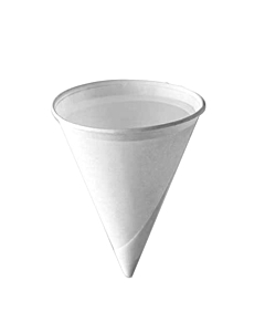 Paper Water Cones Recyclable