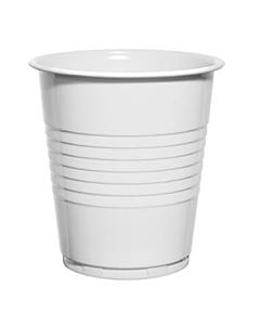 7oz White Squat Vending Cups