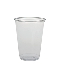 12oz Clear Highball Tumbler Recyclable