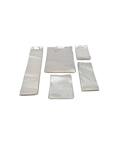 150 x 350mm Snappy Heat Seal Bags (BOPP) Recyclable