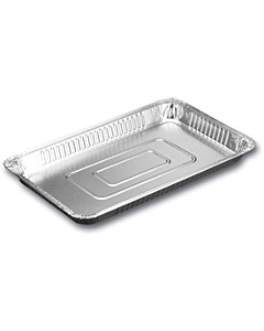 Full - GN1/1 Full Gastronorm Shallow Aluminium Foil Trays Recyclable