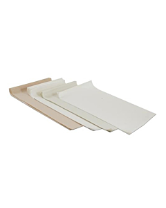 175 x 225mm Bleached Greaseproof Paper Sheets