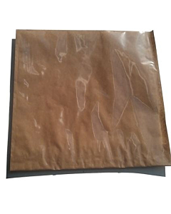 """10 x 10"""" Brown Film fronted - 10 x 10"""""""