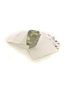 """7 x 9 x 8"""" White Foil Lined Satchel"""