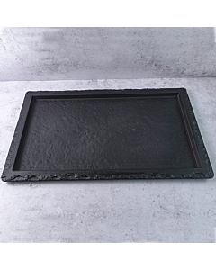 Full - GN1/1 Slate Look Platters - Full Gastronorm Recyclable