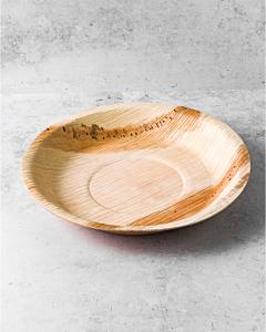 240mm Round Palm Leaf Plate