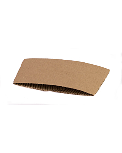 Cup Sleeve Clutch to Fit 12-16oz Cup Recyclable