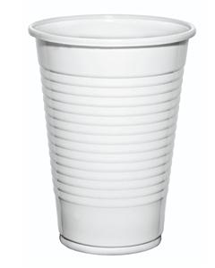 7oz White Non-Vending Tall Cups