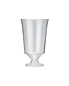 175ml Flair Plastic Wine Glasses Recyclable