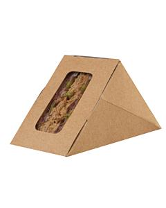 Mini Kraft Paperboard Sandwich Pack Recyclable