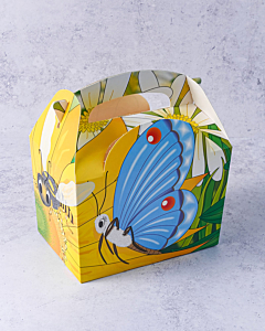 Bugs & Slugs Party Boxes Recyclable