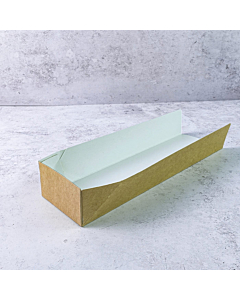 Hot Dog Baguette Sleeve Kraft Recyclable