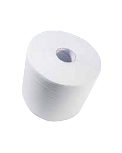 Airlaid Centre Feed Wipe 1Ply White