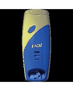 Ecopak Dispenser White Blue