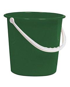 10L Green Round Bucket