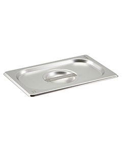 Stainless Steel Gastronorm Pan Lid 1/4