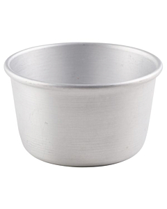 Aluminium Pudding/Dessert Basin Dish 180ml