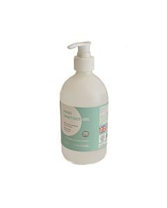 Hand Sanitiser & Anti Bactial Gel - Large Bottle 500ml - 80% Alcohol - Case Of 10