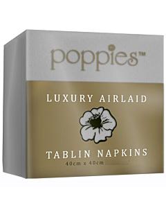 Grey Tablin Airlaid Paper Napkin 40cm